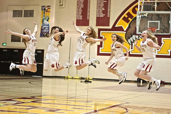 Post image for Seniors on the M-A Girls' Basketball team reflect on the terrific season just ended