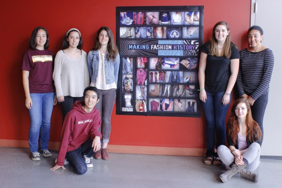 M-A fashion show spotlights student talent on stage and behind the scenes