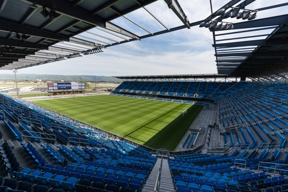 San Jose Earthquakes' Avaya Stadium