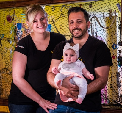 Post image for Amanda and Rickey Martinez open popular Truckee restaurant, Squeeze In, on the Peninsula