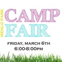 Post image for Summer Camp Fair scheduled for March 6 at Arrillaga Family Recreation Center