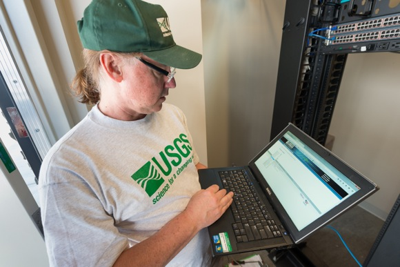 Post image for Menlo Park-based USGS installs earthquake sensors at San Jose Earthquakes offices