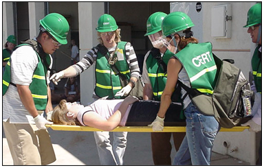 Post image for CERT training offered in March in Menlo Park