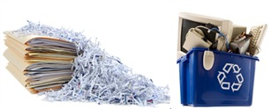 Post image for Free shredding and recycling of confidential files and electronics for Menlo Park residents on April 7