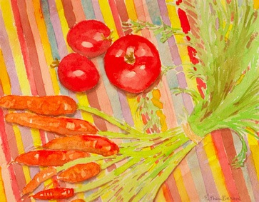 Esther Baron hosts spring art show on May 2 at Allied Arts Guild