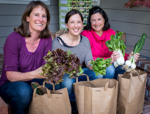 Post image for Supporting a CSA prompted Gudrun Enger to try new vegetables and start food blog