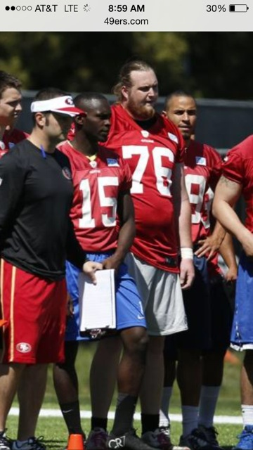 Menlo Park resident Teddy Silano participates in both 49ers and Raiders local Pro Day