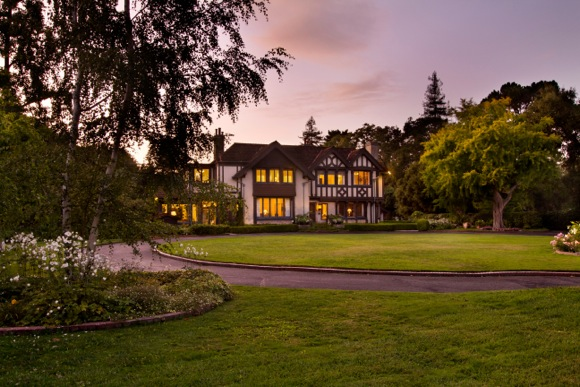 Post image for M.A. Harris estate is one of Atherton's historical best – then and now