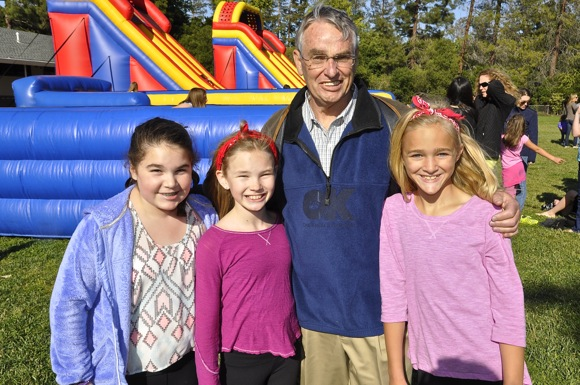 Post image for Bidding a fond farewell – and hearty thanks – to Oak Knoll School principal David Ackerman