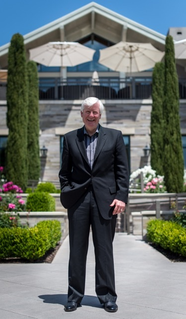 Rosewood Sand Hill's managing director Alan Campey reflects on career in the luxury hospitality industry