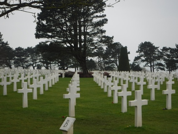 Post image for Memorial Day gains new meaning after visiting Normandy beaches