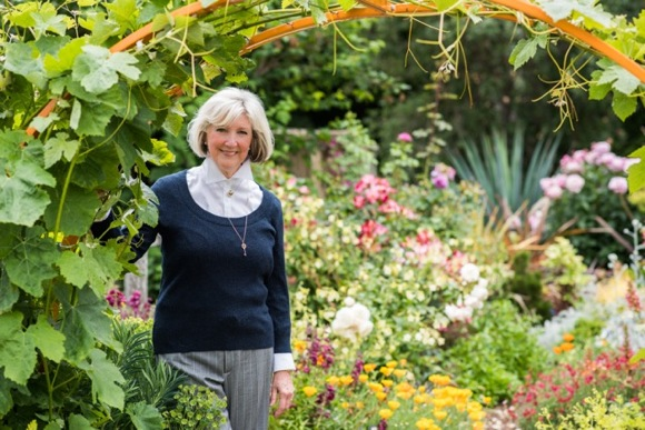 Sunset Garden Editor Kathleen Norris Brenzel