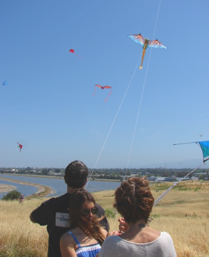 Menlo Park's annual Kite Day is May 5