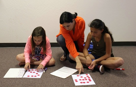 Post image for Spotted: Kids learning computer science during summer