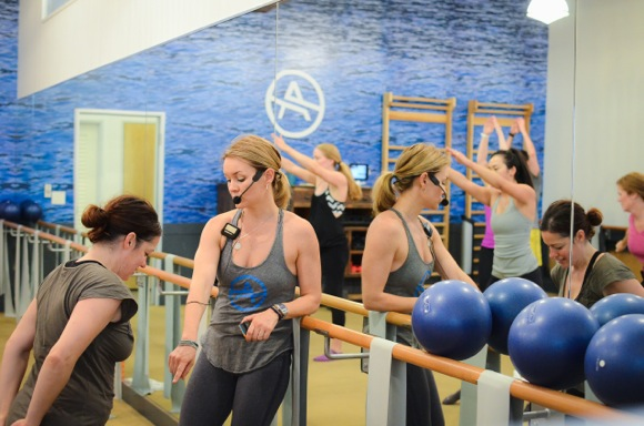 Post image for Raising the barre: Erin Paruszewski takes the Dailey Method private, opening Alkalign Studios
