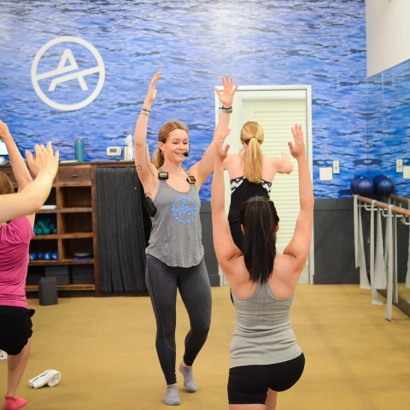 Raising the barre: Erin Paruszewski takes the Dailey Method private, opening Alkalign Studios