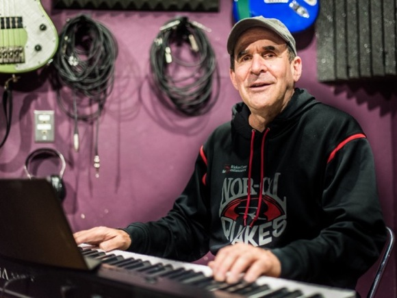 Man of many talents Gary Riekes helps others reach their potential