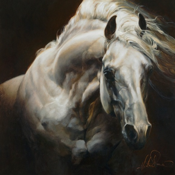 Post image for Menlo Charity Horse Show committee selects artist for the event's 45th anniversary