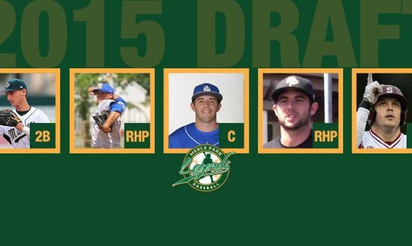 Post image for Former Menlo Park Legends get drafted by Major League Baseball teams