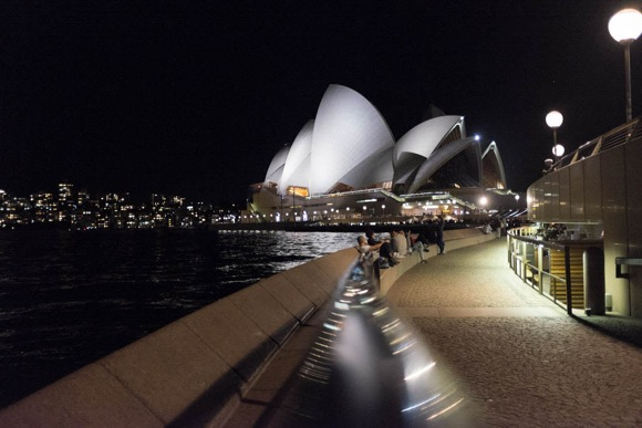 Post image for Photographer Scott Loftesness explores Sydney shooting architectural landscapes
