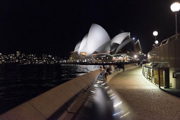 Photographer Scott Loftesness explores Sydney shooting architectural landscapes