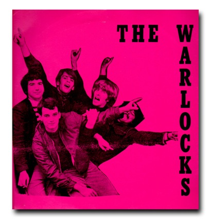 The Warlocks album cover
