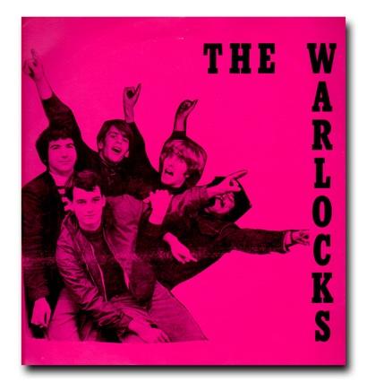 The Warlocks album cover