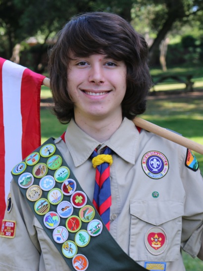 Post image for Two Menlo-Atherton High School students earn Eagle Scout Awards