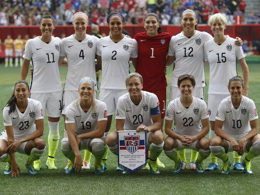 Post image for Watch U.S. women's soccer take on China on June 26