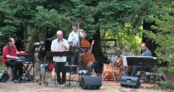 Portola Vineyards hosts 5th annual series of summer jazz concerts