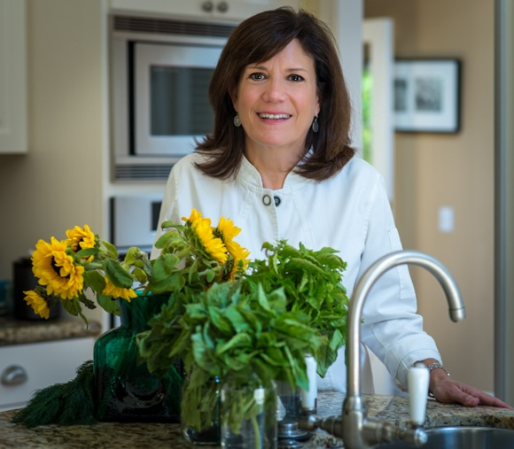 personal chef Margie Kreibel