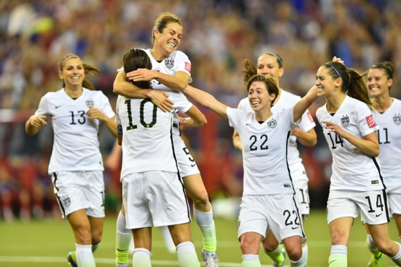Post image for Dutch Goose is the place to watch U.S. women take on Japan in World Cup Final on July 5