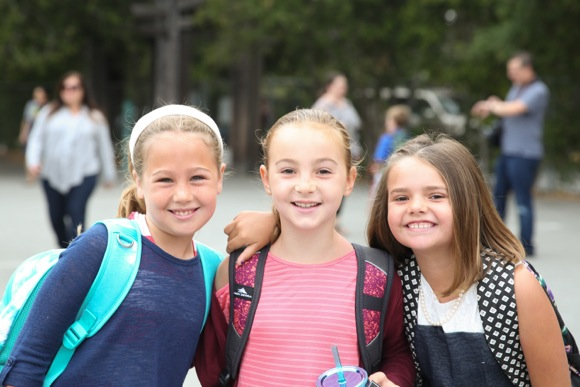 "Post image for Menlo Park is fully ""back-to-school"" with MPCSD opening today"