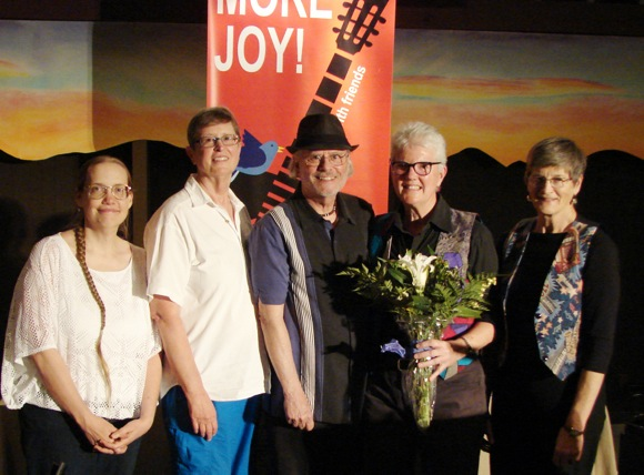 Post image for Local musicians More Joy! in concert at Ladera Community Church