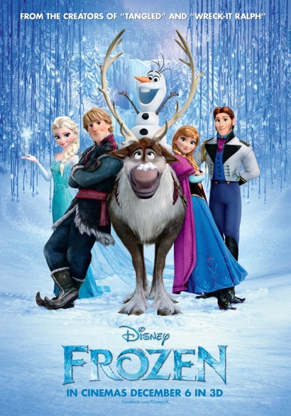 Post image for Frozen sing-along set Saturday, October 3rd