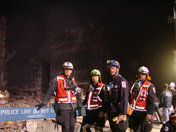 Post image for Menlo Park Fire Chief recalls the aftermath of 9/11 as part of the response team