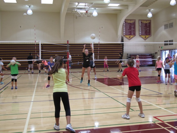 Post image for M-A girls volleyball clinic and fundraiser set for September 18