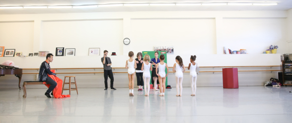 "Menlowe Ballet's holiday offering is ""It's a Wonderful Nutcracker"""