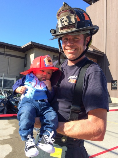 Post image for Fire fighter story times at both branches of Menlo Park Library on October 15
