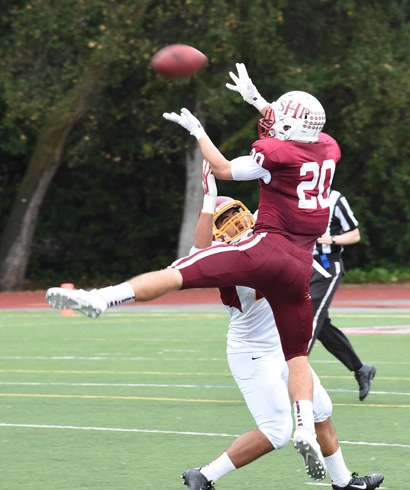 Post image for SHP tight end Andrew Daschbach selected 49ers High School Player of the Week