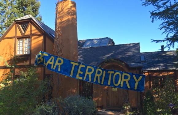 Cal Bears invade Stanford Cardinal terrority