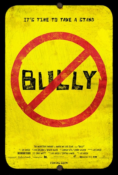 Post image for Bully documentary and Q&A with Lee Hirsch set for Dec. 2