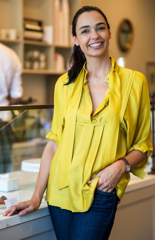 Post image for Debora Ferrand is at the helm of Mademoiselle Colette in downtown Menlo Park
