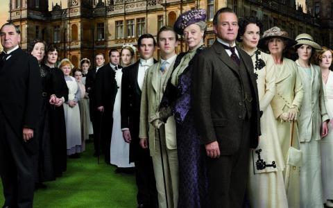 "Menlo Park Library presents ""Downton Abbey: The Music & the Era"""