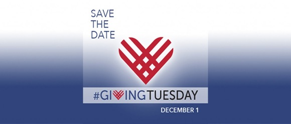 Local non-profits participate in #GivingTuesday on December 1