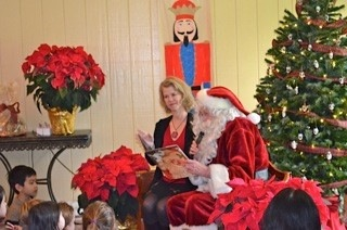 December 6th is date of the Holbrook-Palmer Park Children's Holiday Tea