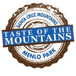 Taste of Mountain Wine walk logo
