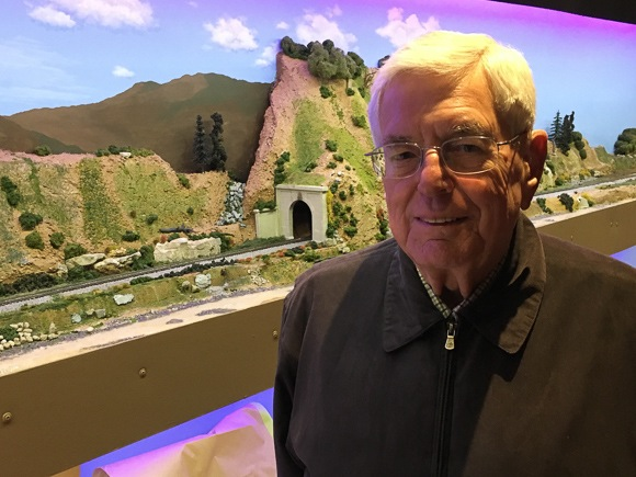 New layout on view at West Bay Model Railroad Association's holiday open house