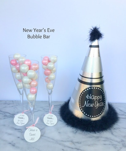Post image for Add a little more bubble – gum that is – to your New Year's Eve