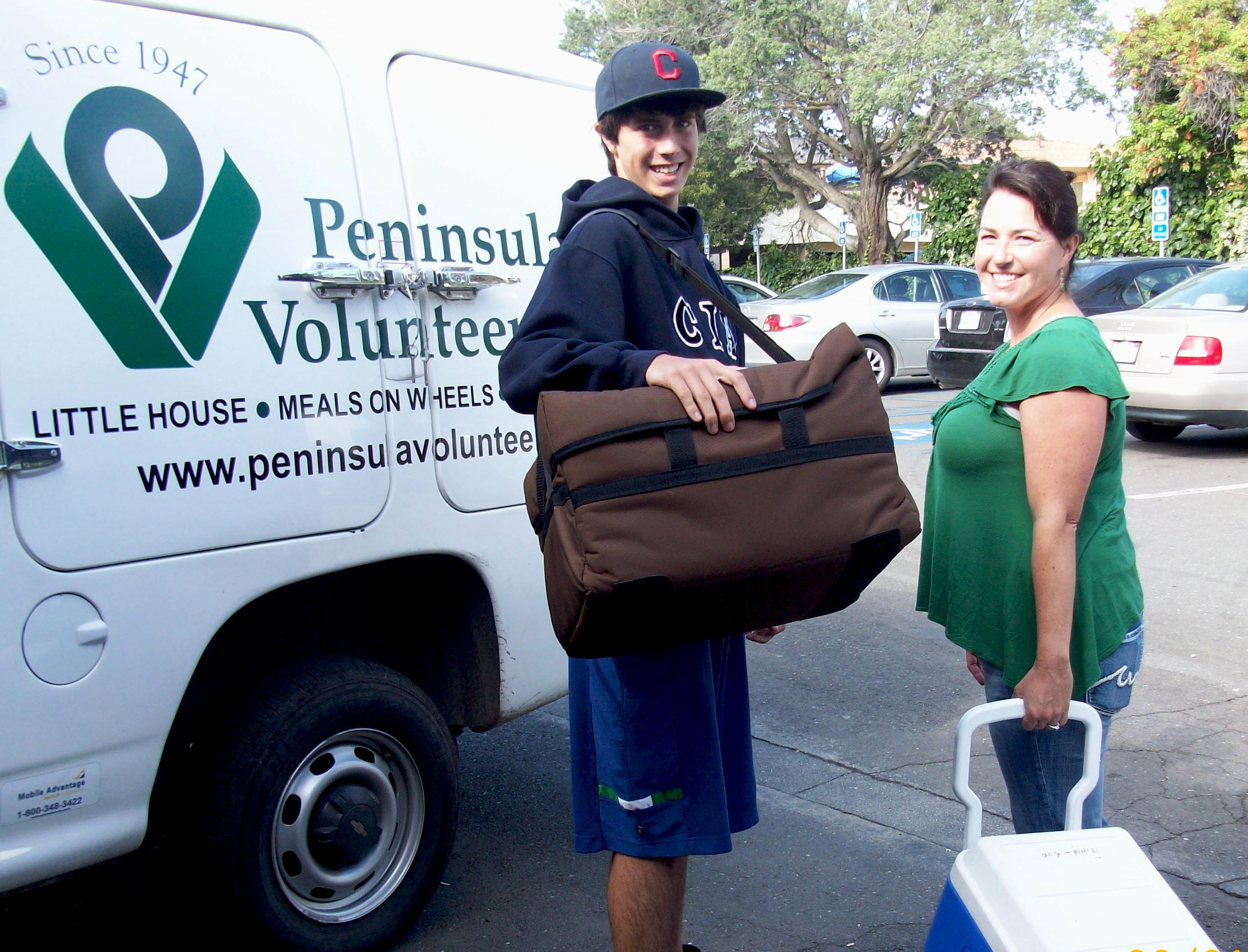 Post image for Volunteers needed for Meals on Wheels program at Little House in Menlo Park
